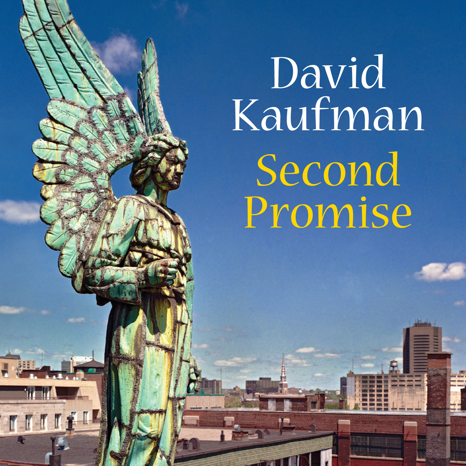 David Kaufman – Second Promise – Album artwork