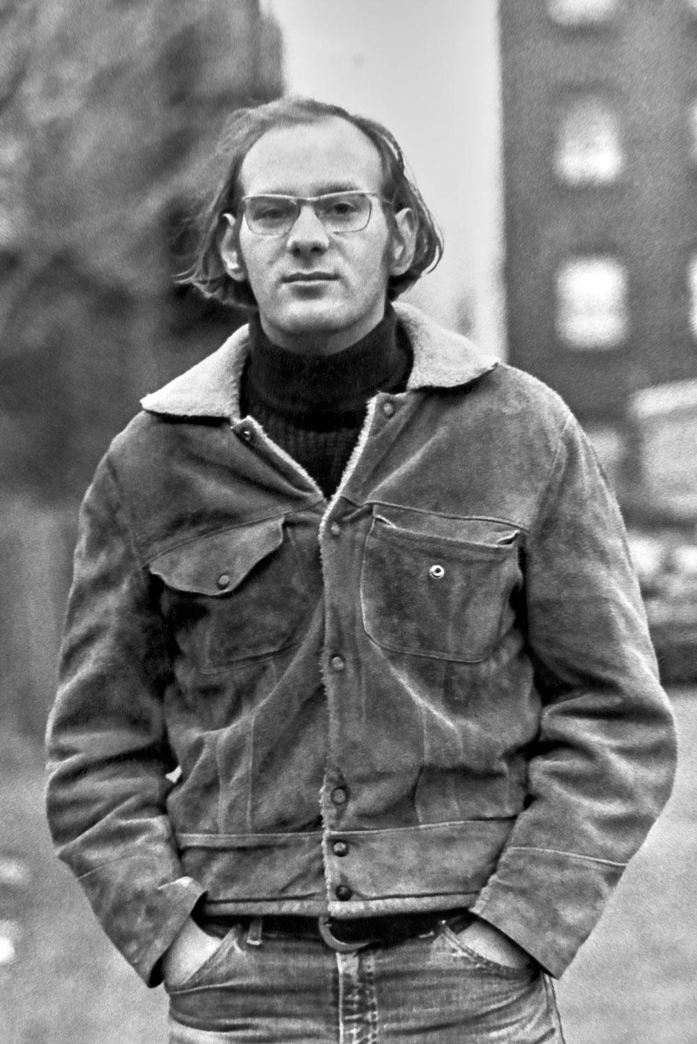 David Kaufman, 1968, Montreal