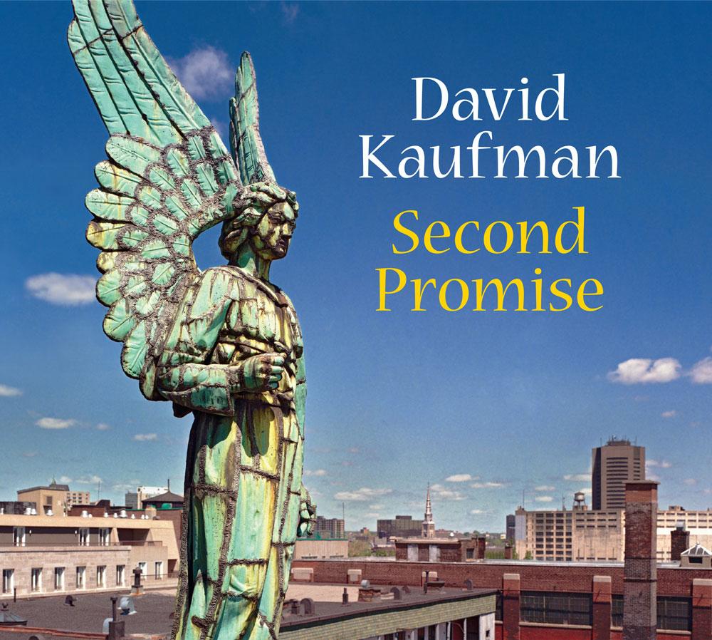 David Kaufman – Second Promise – Album front cover